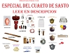 SANTO (osha) SET COMPLETO (LEER EN DESCRIPCION)