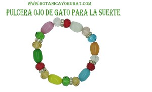 Cat Eye (Ojo de Gato) Bracelet
