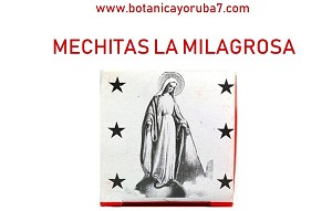 12 MECHITAS LA MILAGROSA